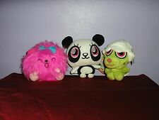 MOSHI MONSTERS MOSHLING COLLECTION  POOKY PURDY SHI SHI PLUSH NEW, WITH TAGS
