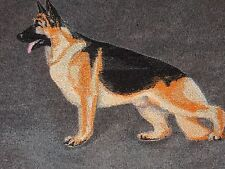 Embroidered Fleece Jacket - German Shepherd BT4475  Sizes S - XXL