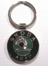 Skoda Auto Schlüsselanhänger Keychain NEU (A5.2)