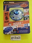 NEW! The Original Hover Star 2.0 Motion Controlled UFO Toy Blue FACTORY SEALED!