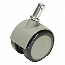 DCI 2946  Caster, Soft Wheel For Hard Floors, Gray (SET OF 5)