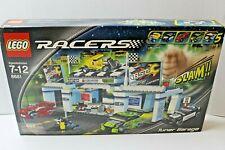 LEGO Racers Tiny Turbos Tuner Garage 8681