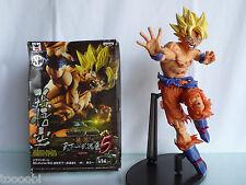 Son Gokou SCulptures Big BanPresto Colosseum Dragon Ball Anime / Manga Figure