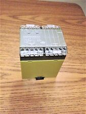 PILZ  PNOZ   3S /1O  24VDC SAFETY RELAY