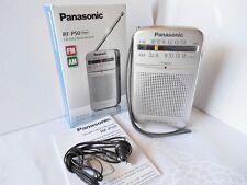 PANASONIC AM / FM  2 Band Transistor Radio Model: RF-P50