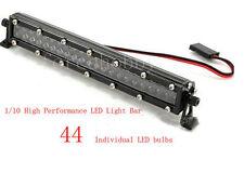 NEW 1/10 High Performance LED Light Bar, Accessories Super Bright RC 1:10 Car