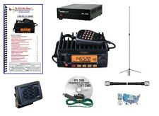 Yaesu FT-2980R 80W 2M Transceiver and Accessory Bundle for Base Installation