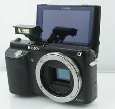 """Sony Alpha NEX-F3 16.1MP Digitalkamera - Schwarz (Nur Gehäuse) """"TOP"""""""
