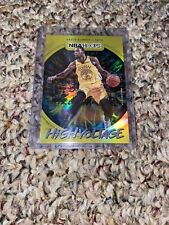 2019-20 NBA Hoops Kevin Durant High Voltage Insert Brooklyn Nets SP