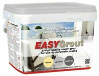 EASYGrout | Porcelain Paving | Slurry Grout | Patio Grout | LIGHT GREY | 15 Kg