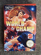 World Champ - Taito - Nintendo Nes - Pal A (1991)