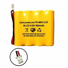 9.6v 900mAh Ni-CD Battery Pack Replacement for Emergency / Exit Light