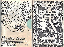 Do The Dead Know What Time It Is Mutated Viruses With Morbid Attraction To Trees