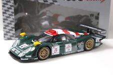 1:18 Maisto Porsche 911 GT1 ZAKSPEED green #5 NEW bei PREMIUM-MODELCARS