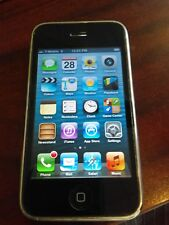 Apple iPhone 3GS - 32GB - black (Factory Unlocked) -- classic