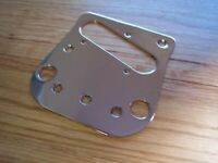 Chrome Bridge Plate For FENDER TELE TELECASTER Bigsby Bridge Conversion USA