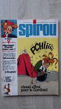 JOURNAL SPIROU 1973 Nr. 1814 complet + Classiques Dupuis + Poster + Mini-récit