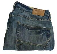 Hollister Balboa Mens Jeans W32 L31 Medium Blue 32x31 Classic Straight Fit