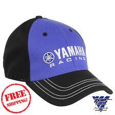 Yamaha Racing Finish Line Hat Baseball Cap CRP-13HRC-BL-NS