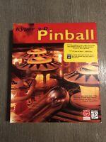 PC Big Box CD-ROM Game Hyper 3-D Pinball 1995 NMS Virgin Interactive NIB