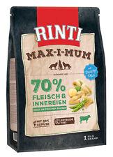 Rinti Max-i-Mum Pansen 4 Kg Hundefutter Rinti Trockenfutter Hunde
