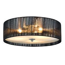 [lux.pro] Plafoniera E27 [12 cm x Ø40 cm] Lampadario Lampada da stanza