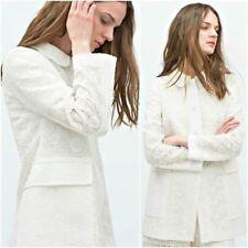 Zara Hip Polyester Outer Shell Coats, Jackets & Waistcoats for Women