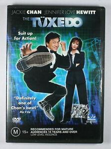 The Tuxedo DVD FREE POST