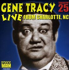 Gene Tracy, Jackie D - Live from Charlotte NC 1 [New CD]
