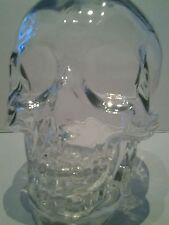 Skull head crystal BIG Magnum bottle 1750ml vodka Dan Aykroyd  moonshine  1,75l