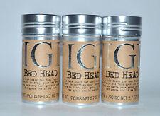 Tigi Bed Head Wax Stick 3x75g