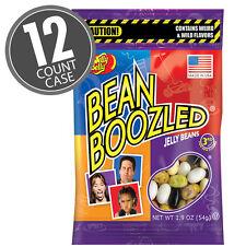 12 BEAN BOOZLED Jelly Belly Beans 3rd edition 1.9 oz Weird Wild 12x #102246B