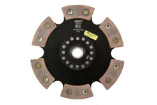 Clutch Friction Disc-6 Pad Rigid Race Disc Advanced Clutch Technology 6224004