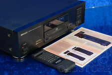 ►KENWOOD DP X9010◄LETTORE CD PLAYER AUDIOPHILE TRANSPORT TELECOMANDO VINTAGE