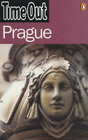 ", ""Time Out"" Prague Guide (""Time Out"" Guides), Paperback, Very Good Book"