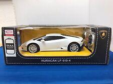 Rastar Radio Control Toys Huracan LP 610-4 Lamborghini Toy Car BNIB 21/2 K