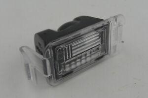 04-06 Pontiac GTO Rear License Plate Tag Light Lens Genuine GM NOS 92143292 NEW!