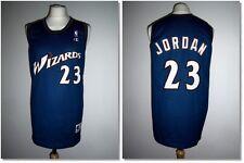 Rare Washington Wizards #23 Jordan NBA Jersey Champion Authentic Apparel XL Exc
