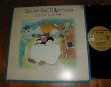 "CAT STEVENS Orig 1970 ""Tea For The Tillerman"" LP w Wild World NM-"