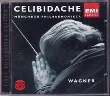CELIBIDACHE: WAGNER Die Meistersinger von Nürnberg Siegfried-Idyll Tannhäuser