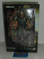 NO.1 CHRIS REDFIELD RESIDENT EVIL 5 PLAY ARTS KAI ACTION FIGURE NEW VERY RARE