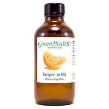 4 fl oz Tangerine Essential Oil (100% Pure & Natural) - GreenHealth