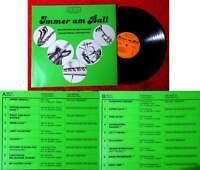 LP Orchester Helmut Brandt: Immer am Ball (MBR 77003) D
