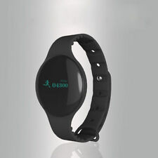 Black Waterproof Bluetooth Smart Watch Mate For Android IOS iPhone Samsung LG