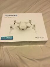 Yuneec Breeze 4K Drone with extra chargers and batteries