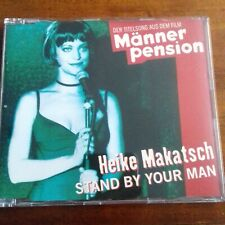 Heike Makatsch - Stand By Your Man - Maxi CD (1996)