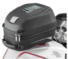 Givi ST603 Tanklock Motorcycle Tank Bag With Phone Holder 15 ltr .Quick Release