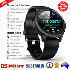 L9 Smart Watch IP68 PPG ECG Blood Oxygen Pressure Heart Rate For Android iPhone