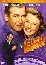 Glenn Miller Story 0025192263521 With James Stewart DVD Region 1