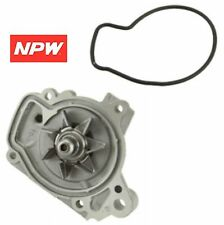 NPW Engine Water Pump for Honda Civic 1.6L; SOHC; Gas; CNG 1998-2000